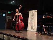 Mikyung Sung and Inja Choi at the ARD International Music Competition 2016