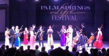 Mikyung Sung Palm Springs Life Festival 2016
